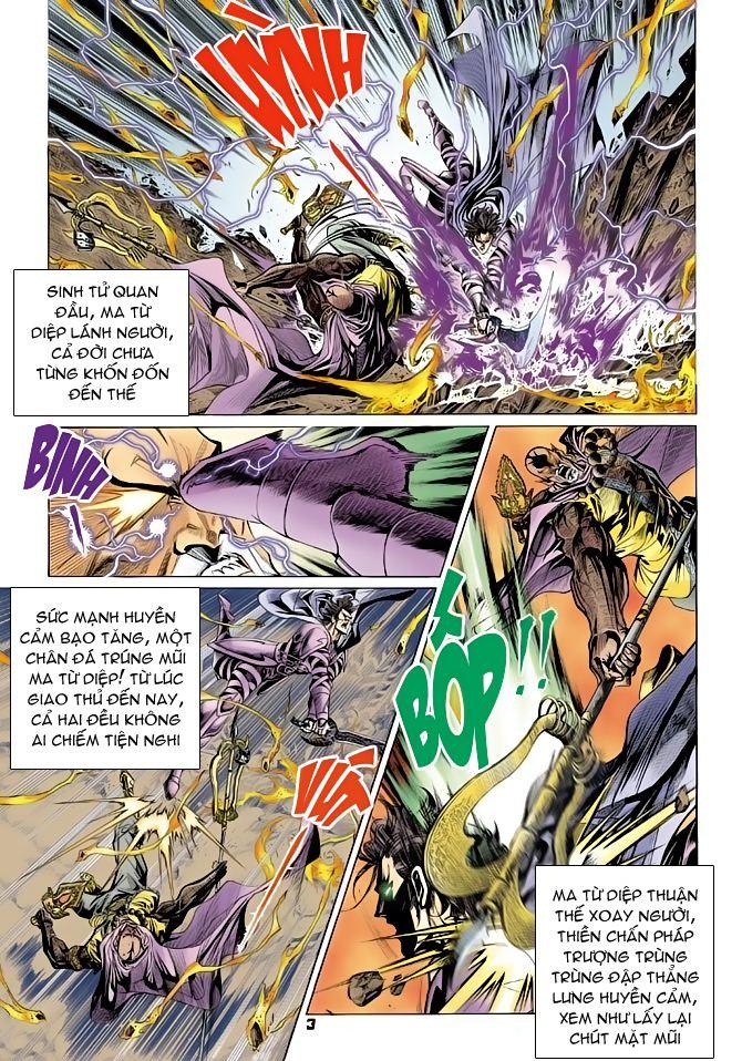 Đại Đường Uy Long chapter 65 trang 3