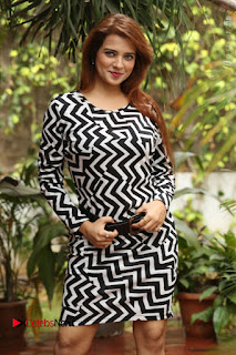 Actress Saloni Latest Pos in Short Dress  0177.JPG