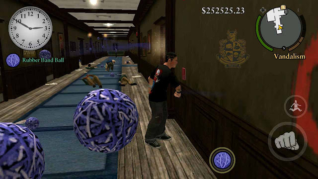 Cheat Bully Anniversary Edition Rubber band ball no delay