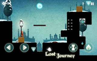 Lost Journey aplicación puzzles - Mundo normal