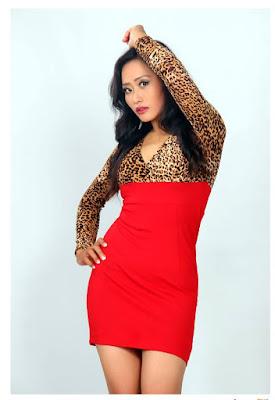 Miss Mongol Sapana Roka Magar