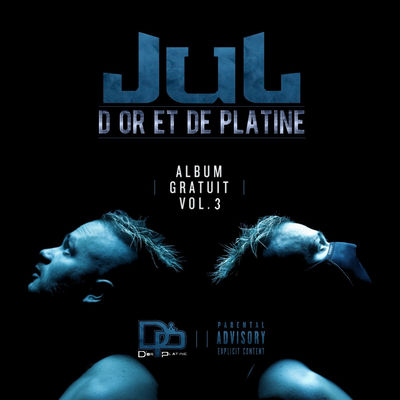 Jul - Album Gratuit, Vol. 3 - Album Download, Itunes Cover, Official Cover, Album CD Cover Art, Tracklist