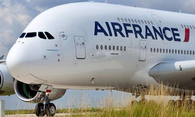 Sciopero dei Voli Aerei Air France: disagi per chi vola con una volo annullato su 4