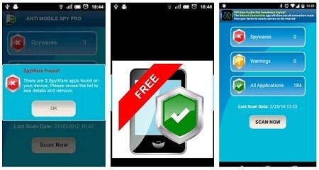 افضل 5 تطبيقات مجانية لحماية هاتفك الاندرويد من التجسس