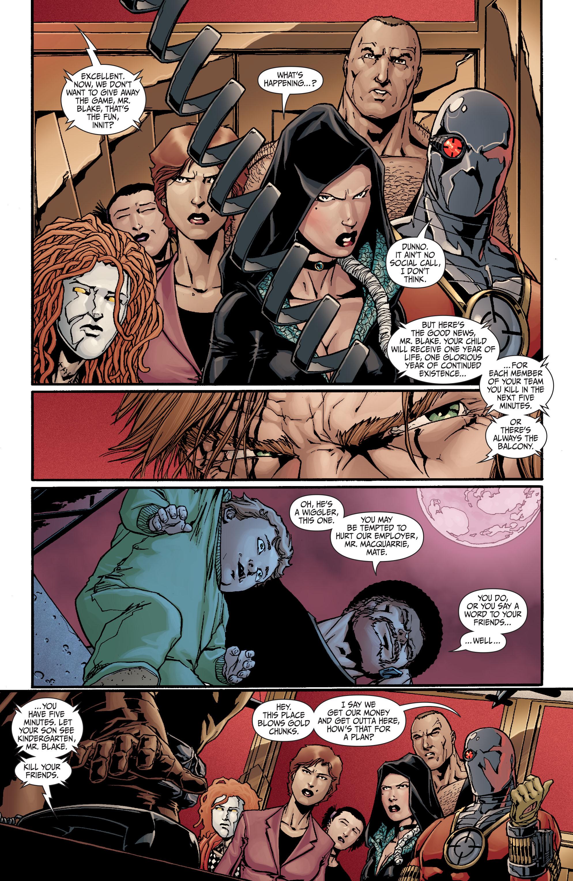 Read online Secret Six (2008) comic -  Issue #20 - 4