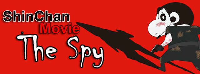Shinchan: The Spy HINDI Full Movie [720p HD]