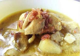 Resep Membuat Kare Ayam Kentang Sederhana