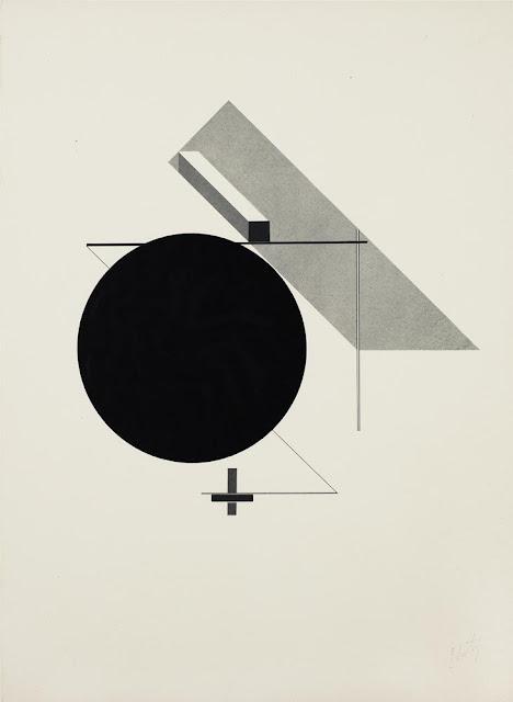 El Lissitzky Kestner'in Portföyü