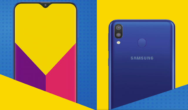 Samsung Galaxy M Series Officialy Launch