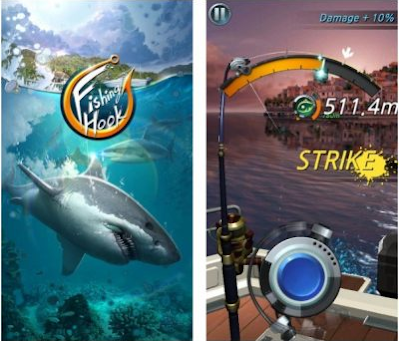 Download Fishing Hook Apk Mod v1.5.1
