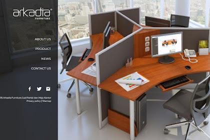 Arkadia Furniture sebagai Spesialis Furniture Kantor