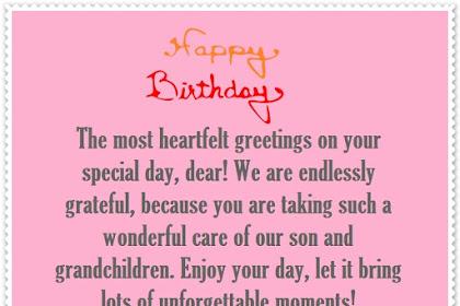 Semua Posting Tentang Funny Happy Birthday Daughter In Law Quotes