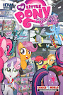 MLP Friendship is Magic #11 Comic Cover NYCC Variant