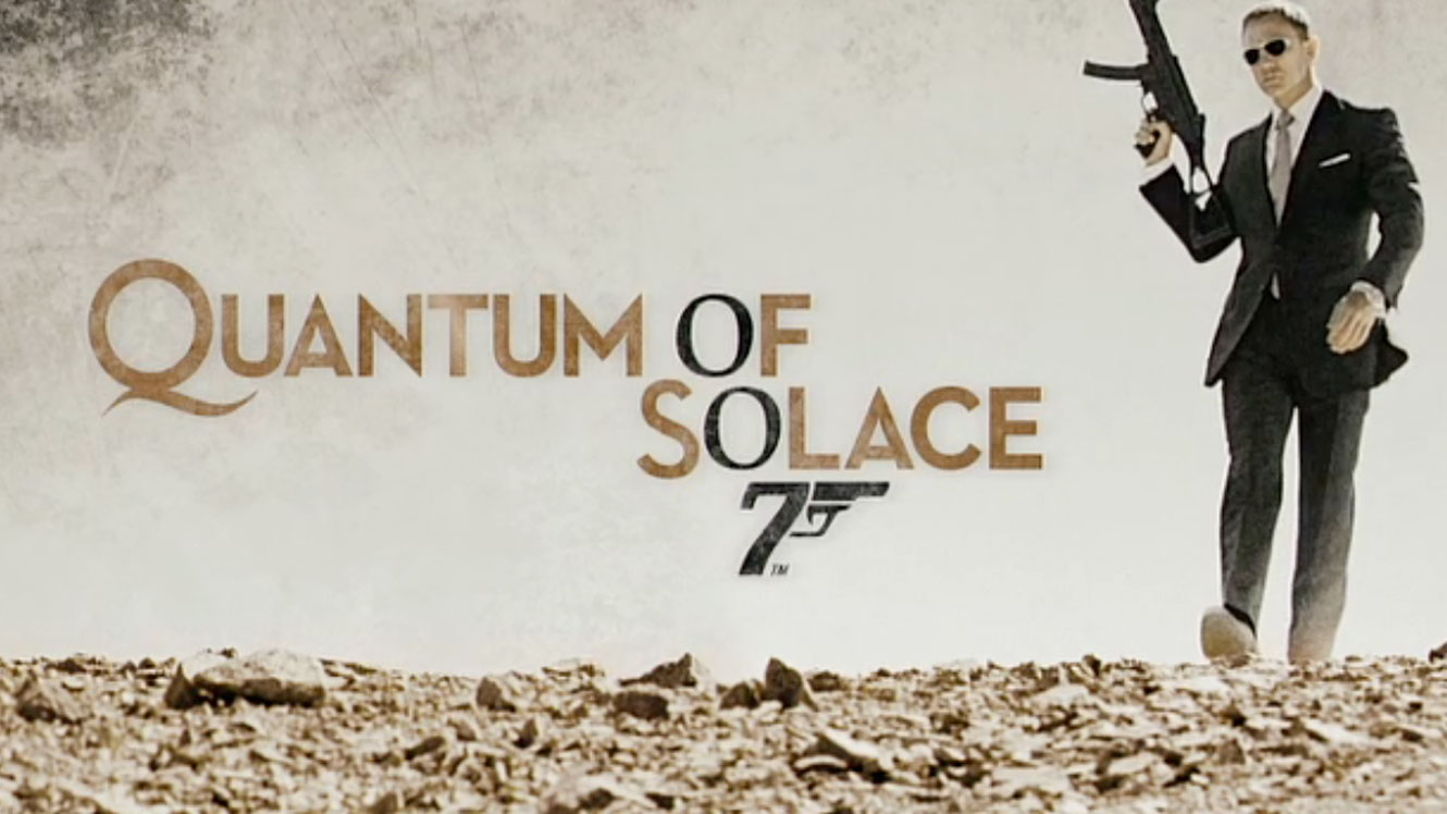 Quantum of Solace Game Review - IGN