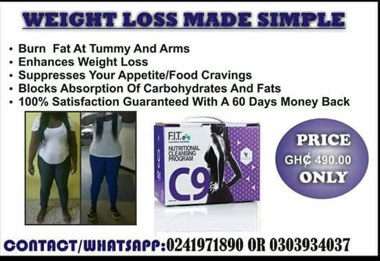 Forever Living Products for weight Loss