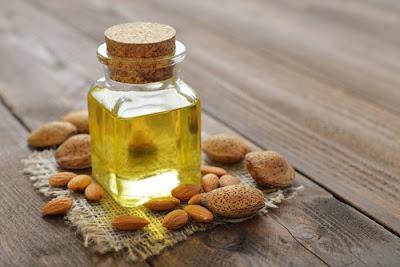 L'huile d'amande