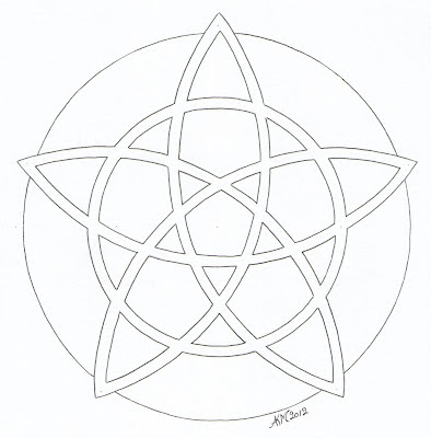 Kleurplaten Keltische Mandala.Mandala Atelier Kleurplaten En Templates