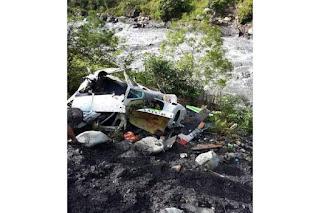 Helikopter Jatuh di Papua, Pilot Tewas Penumpang Kritis