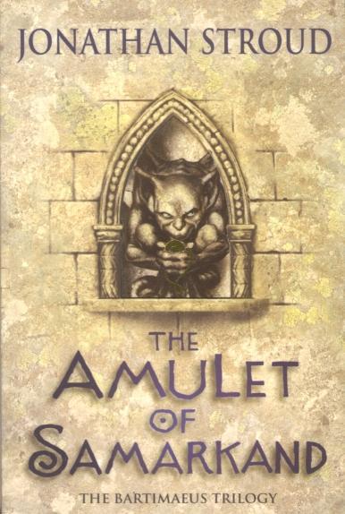Amulet of samarkand