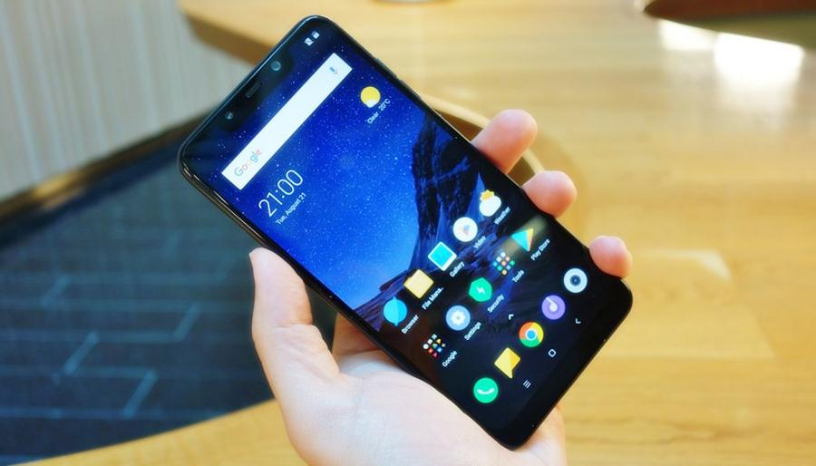 Xiaomi Pocophone F1 Price and Phone Specifications