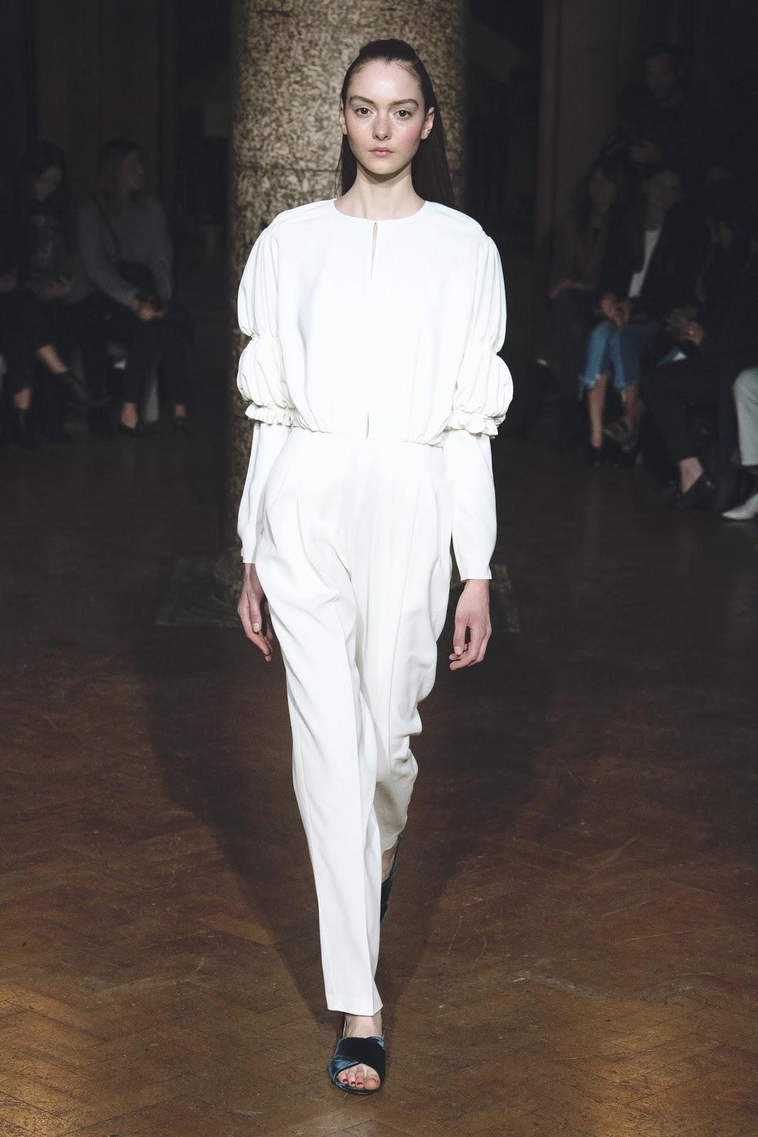 Fashion Show Details, London Fashion Week, LFW, Runway,
