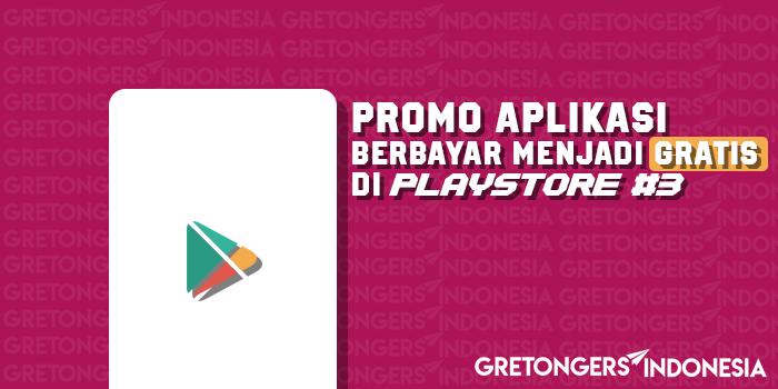 Promo Aplikasi Berbayar Menjadi Gratis Di Playstore #3
