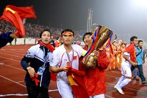 Việt Nam lần đầu vô địch AFF Cup.