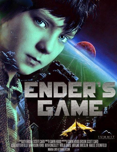 Ender's Game เอนเดอร์เกม สงครามพลิกจักรวาล [HD]