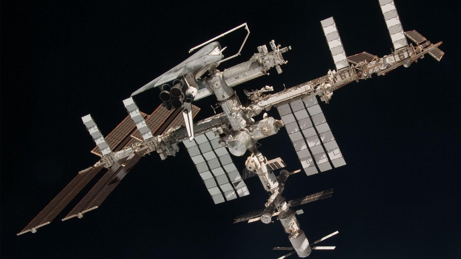 hi def space station - photo #14