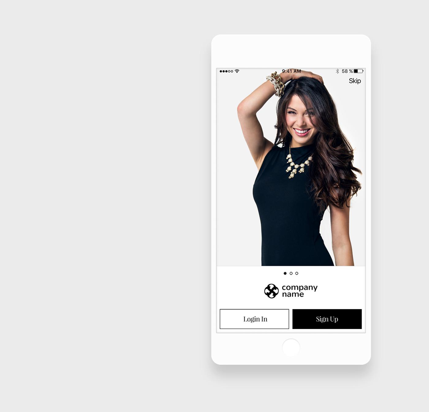 Jewellery%2BApp%2BUI%2BDesigns%2B2 Jewellery App UI Designs download
