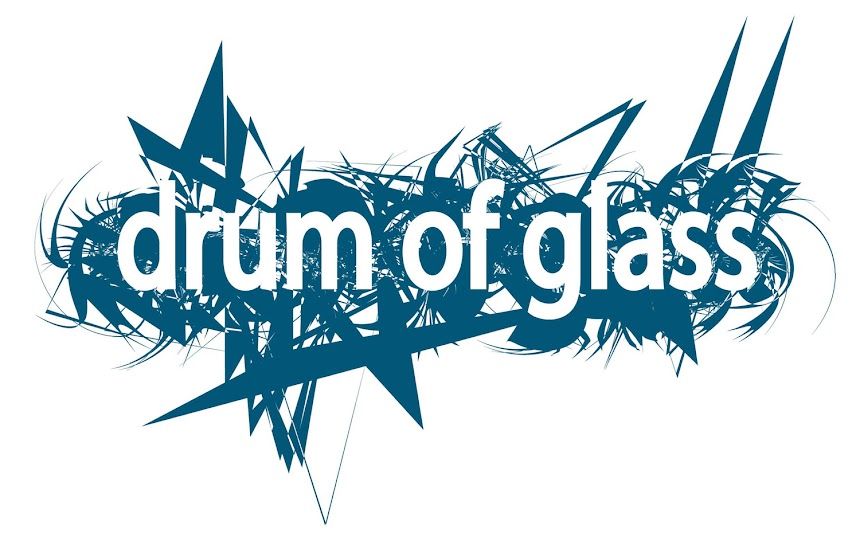 drum of glass