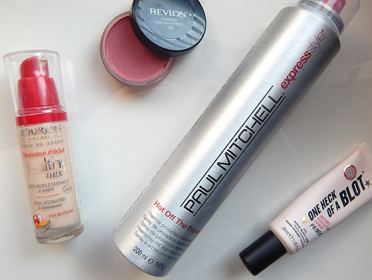 October Favourites.