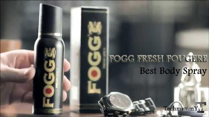Fogg Fresh Fougere Deodorant Best Body Spray for Men