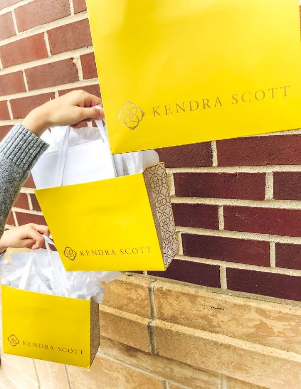 kendra scott, what to buy at kendra scott, color bar, north carolina blogger, kendra scott greensboro, mom style