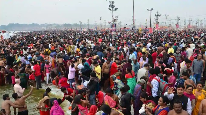 Kumbh Mela ends with Mahashivratri dip on Today