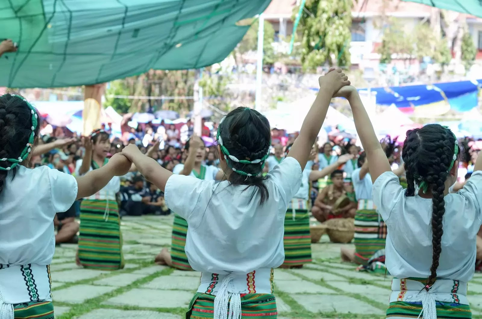 Ethno Indigenous Cooperation and Unity 13th Lang-Ay Festival Bontoc Mountain Province Cordillera Administrative Region Philippines