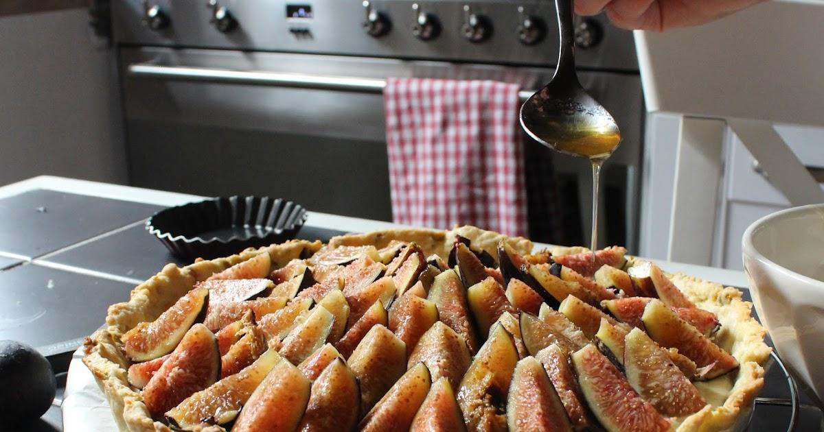 tartes aux figues mascarpone et pistaches cinnamon and cake. Black Bedroom Furniture Sets. Home Design Ideas