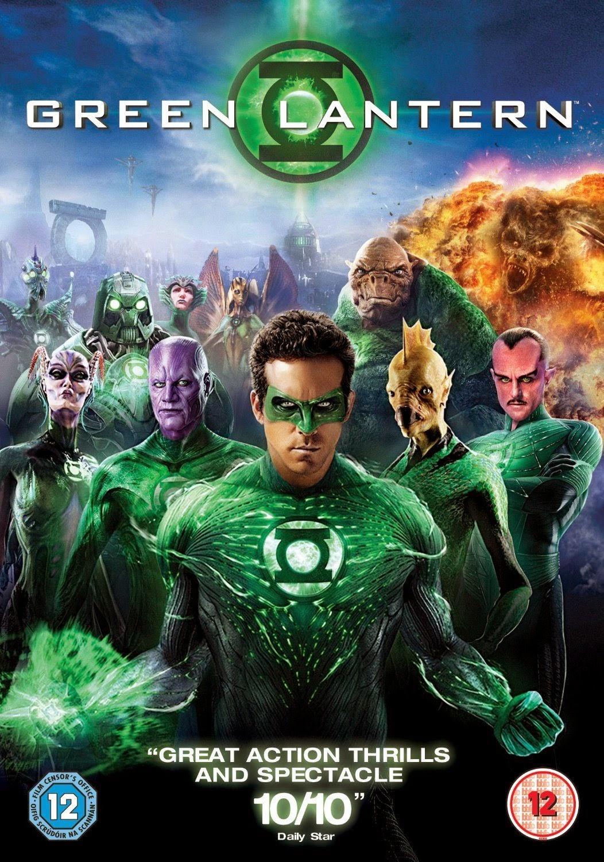 Green Lantern กรีน แลนเทิร์น อัศวินพิทักษ์จักรวาล [HD][พากย์ไทย]