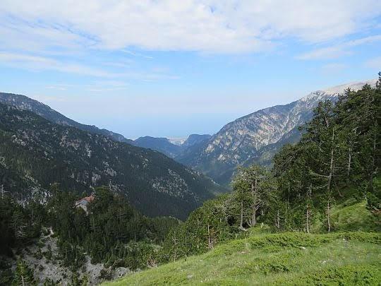 Dolina Mavrologos.