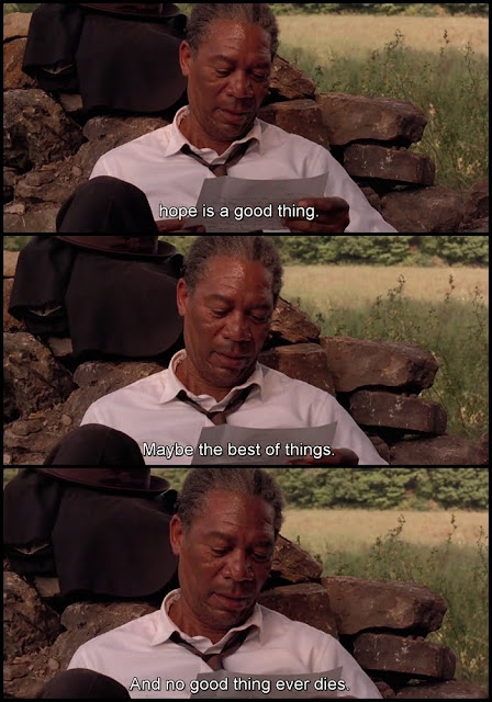 The Shawshank Redemption, Escapematter