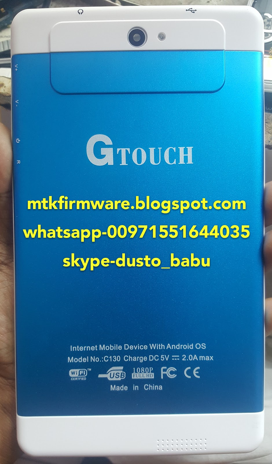 gtouch c130 firmware mt6572 flash file read cm2 mtk firmware rh mtkfirmware net