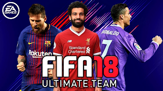 FIFA 18 MOD DLS Android Offline 400 MB HD Graphics