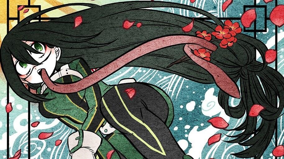 Tsuyu Asui 4k Wallpaper 5 366
