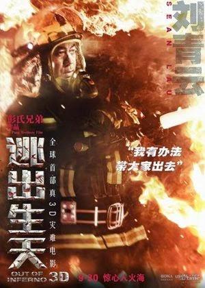 逃出生天(Inferno) poster