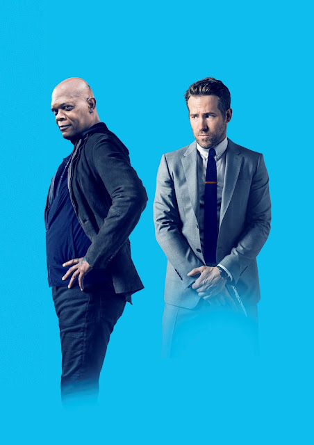 The Hitman's Bodyguard (2017) Movie Poster