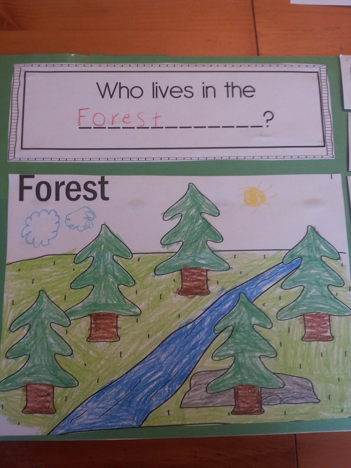 habitat+project+pics+029 Teaching Kindergarten Using Centers on pocket chart, free math, math activity, beginning year, literacy learning, rotation board,