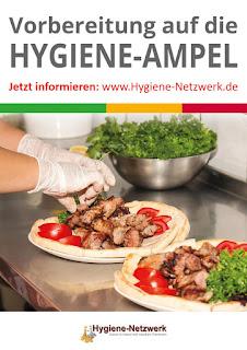 Hygieneampel: HACCP und Eingekontrolle sind wichtiger für Ihren Betrieb denn je. Bereiten Sie sich jetzt darauf vor.