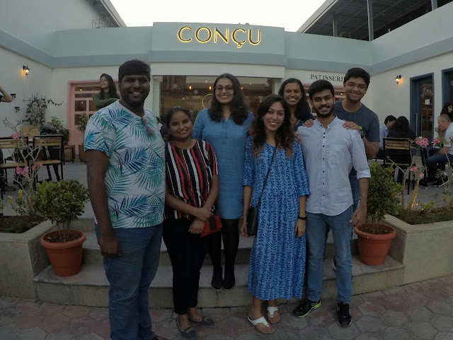 Conçu: The best desserts in Hyderabad