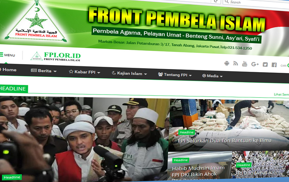 Website FPI