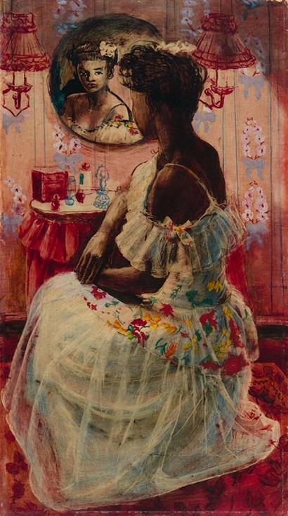 """John Wilson, """"The Dressing Table"""", 1945."""